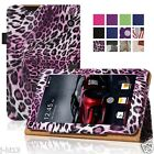 """Folio Leather Case Cover+Gift For 7"""" DigiLand DL718M Android Tablet DZLP"""