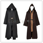 AU Stock~Unisex Adult Star Wars Cosplay Cloak Cape Brown version Free Ship $17.85 AUD on eBay
