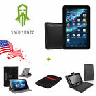 """16GB Sainsonic 10.1"""" Android A33 Quad-Core WIFI Bluetooth Tablet PC 1024*600 HD"""