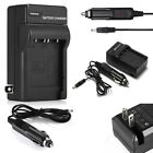 Type G Battery+Charger for SONY Cybershot NP-BG1 FG1 DSC-H20 H9 H3 T100 W80 W90