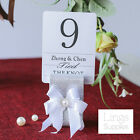 12/24pcs Table Number Holders/Stand Wedding Place Name Card Holders Menu Stand