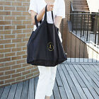 HIMORI LINEN 3 Rectangle Tote - Linen + Cotton Handbag/Reusable Shopper Bag