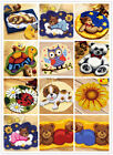 Latch Hook Kit Rug About 50CM Length Cushion DIY Craft Needle Embroidery/