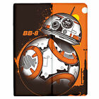 New BB8 droid Star Wars Apple iPad Air 2|Air|mini|mini 2|2|3|4 Flip Cover Case