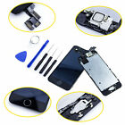 LCD Display Touch Screen Digitizer Assembly Replacement for iPhone 5 5S 5C 6