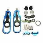CNC Chain Adjusters Tensioners with Spool For Suzuki GSXR1000 GSX-R1000 07-08