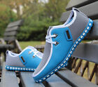 New Mens Smart Casual fashion shoes breathable sneakers running shoes