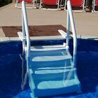 Mighty Step Above Ground Pool Steps
