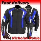 RST R-16 1061 Black Blue WATERPROOF CE ARMOURED URBAN SPORTS TEXTILE JACKET