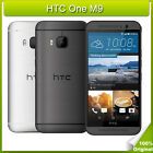 HTC One M9 32GB GSM Factory Unlocked Octa-Core 20MP Smartphone Gray/Gold/Silver