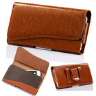 Leather Holster Belt Clip Carrying Case Pouch For Samsung Galaxy S3 S4&Note US