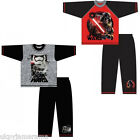 Boys Star Wars Darth Vader Stormtrooper Long Pyjamas