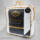 100% Pure Hungarian Goose Down King Bed Size Duvet / Quilt