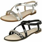CLARKS SAIL BREEZE LADIES DIAMANTE SANDAL