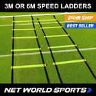 FORZA Speed Ladder / Agility Ladder - 3m/6m Fitness Training [Net World Sports]