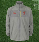 Liverpool Rain Jacket - Official Warrior Football Training - Boys - All Sizes
