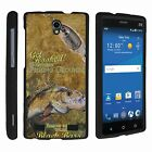 FOR SAMSUNG GALAXY PHONES CASE RUGGED ARMOR HYBRID HOLSTER Bass Fishing Camo