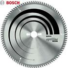 Circular Saw Blades Bosch Optiline Wood TCT Blades For Table Saws 250-450mm