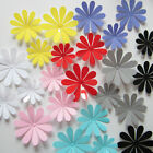 12PCS 3D Flower Sticker Art Design Decal Wall Sticker Home Decor Room Decoration