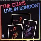 The O'Jays Live in London- The O'Jays (CD, 1999) Extremely Rare Epic/Legacy!!!