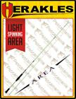 Canne spinning Colmic Herakles Area Light spinning Area Special trout trota