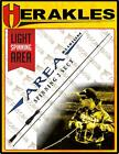 Colmic Light spinning Area rod Herakles Elisium Special trout