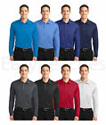 Port Authority Silk Touch Dri-Fit Long Sleeve Polo Shirts NEW S-4XL GOLF, SPORT