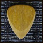 Timber Tones Wood Guitar Pick / Plectrum - 18 Different Woods - New Versions