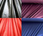 Wet Look Fabric Polyester Lycra Stretch Dress Leggings Fabric Material