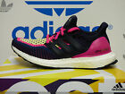 NEW ADIDAS Ultra Boost Women's Running Shoes - Navy/Pink;  AF5143