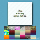 Elves Makes Clothes Fall Off - Decal - Multiple Patterns & Sizes - ebn1183