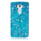 Luxury -BF22 Painted Skid Soft TPU Back Case Cover For LG G3 G4