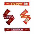 Liverpool FC Official Supporters Scarf - Footy Scarves Merchandise - NEW GIFTS