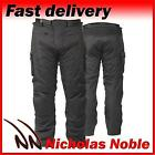 RST Tundra II 1572/1573 Black Waterproof CE Armoured Touring Commuting Trousers