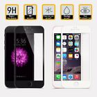 Full Coverage 3D Tempered Glass Screen Protector Film For iphone 6 6S Plus
