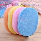 2Pc Soft Natural Facial Sponge Compressed Puff Face Wash Cleansing Color Random