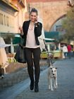Dog Lead Lishinu 3m Hands Free Retractable Dog Lead