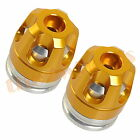 CNC Aluminium Spoke Bar Ends with adapters for Yamaha YZF R6S 2006-2009