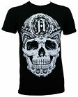 Authentic ARCHITECTS Band Skull Metalcore T-Shirt S M L XL 2XL NEW