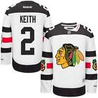 Youth Duncan Keith Chicago Blackhawks Reebok Stadium Series Premier Jer