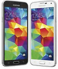 New Samsung Galaxy S5 Sm-g900a At&t (unlocked) 16gb 4g Android Black Or White