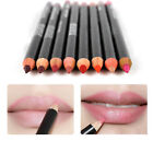20 Colors  Smooth Cosmetic Lip Liner Lipliner Pen Pencil Makeup Waterproof U Pic