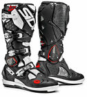 SIDI CROSSFIRE 2 SRS BOOTS WHITE BLACK OFF ROAD MOTOCROSS ENDURO MX CHEAP NEW
