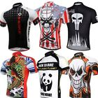 Hot Bike Cycling Jersey Bicycle Short Mtb Tee Shirt Tops Mountain Ropa Ciclismo