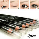 New 2x Women Charming Waterproof Smooth Cosmetic Beauty EyeLiner Pencil 3 color