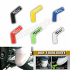 Rubber ATV DIRT BIKE Motorcycle Sock Boot Shoe Protector Shift Cover Ryder Clips