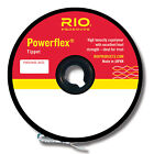 RIO Powerflex Tippet Spools Light Gray Double Strength Nylon Fly Fishing