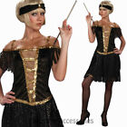 CL821 Golden Glamour Flapper Womens 1920s Roaring 20s Costume Charleston Gatsby