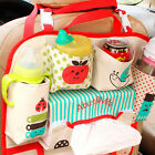 Lovely Car Auto Seat Back Multi-Pockets Storage Bag Holder Hanger Cute Organizer