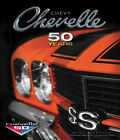 Chevy Chevelle 50 Years by Mike Mueller ~ Hardcover Book ~ BRAND NEW!